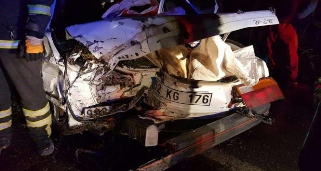 Fatsa'da trafik kazası: 10 yaralı
