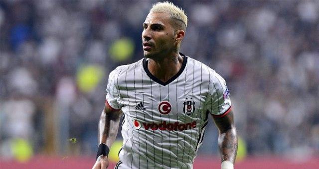 Beşiktaş'ta Quaresma'ya büyük şok! Cezası belli oldu