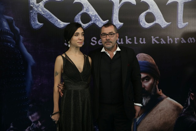 'Direniş Karatay'ın İlk Galası İstanbul'da yapıldı
