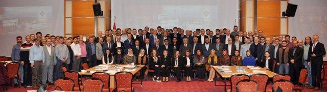 NEÜ Kalite ve Strateji Çalıştayı Gerçekleştirildi