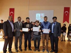 Gençlerarası Bilgi Yarışması düzenlendi