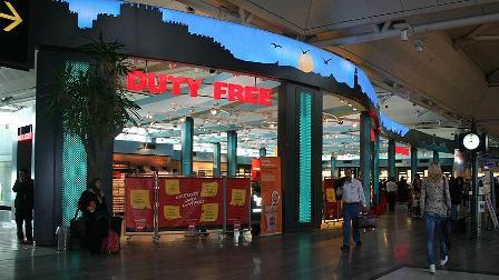 'Duty free'lerde 55 milyon avroluk yerli ürün satıldı