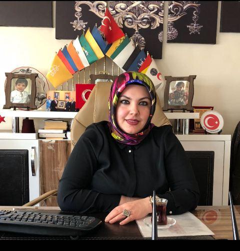 Turan Kadınlar Günü'nü kutladı