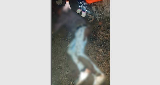 Kars'ta çamura atılmış ceset bulundu