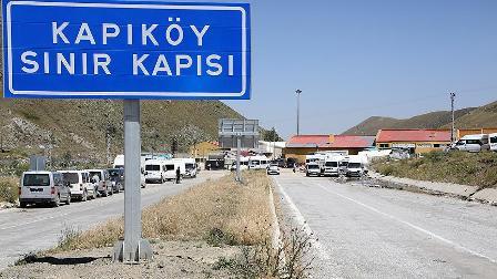 'Kapıköy Gümrük Kapısı ile dış ticaret 10 kat artacak'