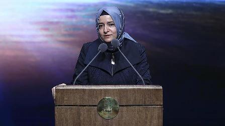 Bakan Kaya: Türkiye'nin kadınları için yeni bir yol haritası sunuyoruz