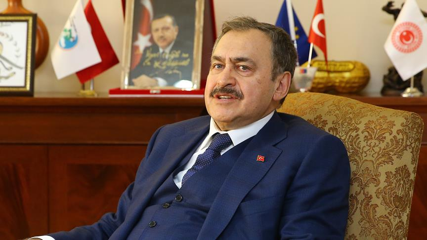 Bakan Veysel Eroğlu: Hiçbir kente susuzluk çektirmeyeceğiz
