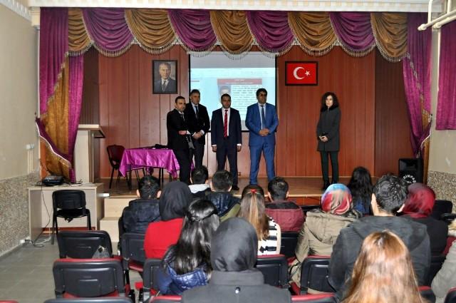 Kulu'da ücretli öğretmenlere Temel İş Sağlığı ve Güvenliği kursu verildi