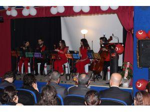 NEVÜ'den kadınlara özel konser