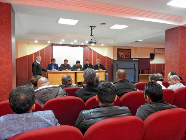 Konya'da avcılık çalıştayı düzenlendi