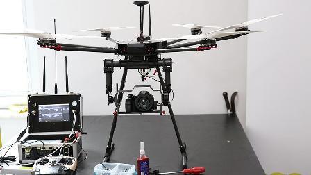 Sakarya'dan Bangladeş'e drone ihracatı