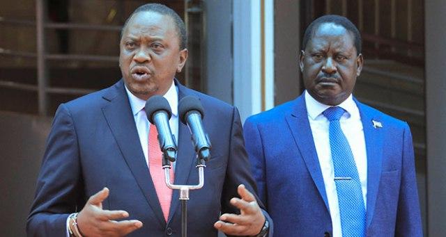 Kenya'da, Tillerson ziyareti öncesi sürpriz karar