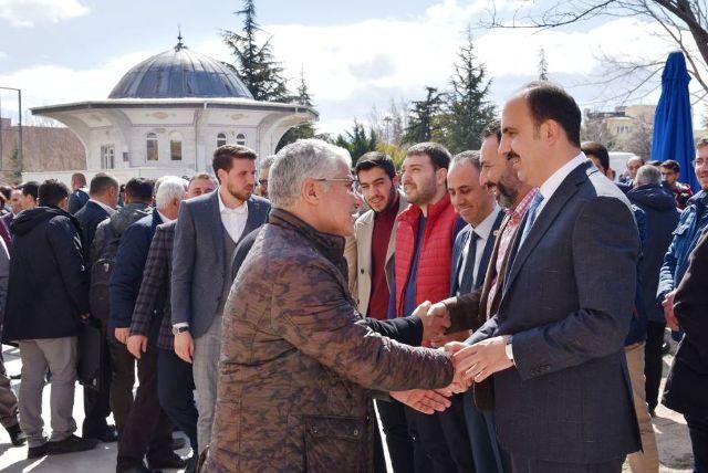 """Başkan Altay,""""Selçuklu,Güçlü Türkiye'nin Merkez Şehirlerinden Olacak"""""""