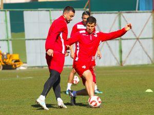 Boluspor'da Çaykur Rizespor maçı hazırlıkları