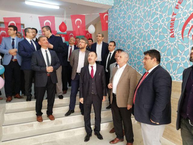 Ahmet Perihan Demirok İlkokulu açıldı