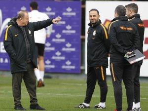 Galatasaray'da Konyaspor maçı hazırlıkları