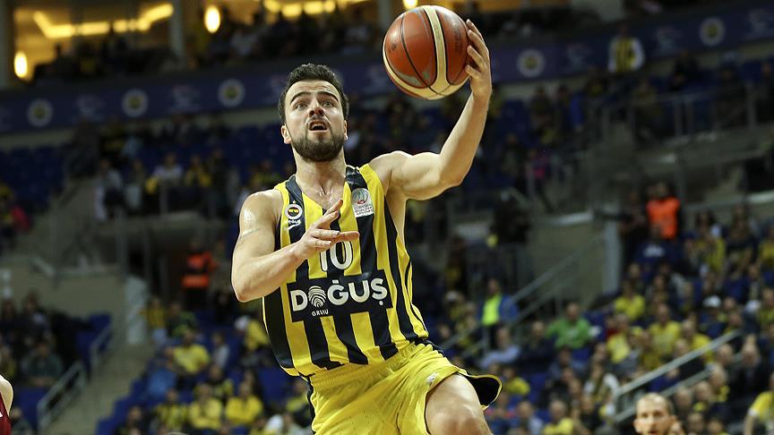 Fenerbahçe Doğuş THY Avrupa Ligi'nde play-off'ta