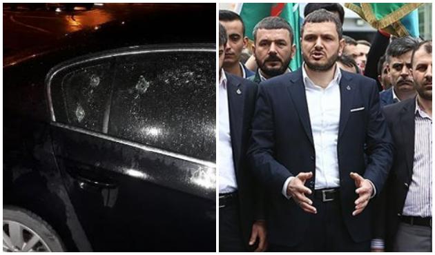Alperen Ocakları Başkanı'na saldırıyı PKK üstlendi!