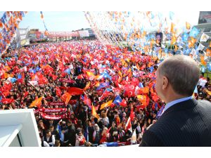 AK Parti Sakarya 6. Olağan İl Kongresi