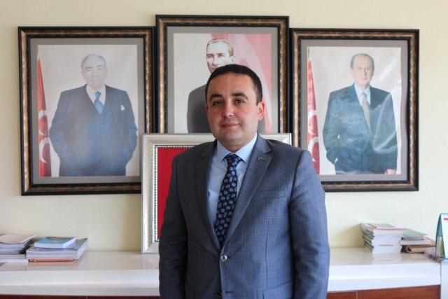 MHP Konya İl Başkanı Çiçek'ten İstiklal Marşı'nın Kabulü mesajı