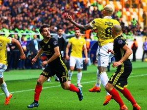Evkur Yeni Malatyaspor: 0 - Fenerbahçe: 2