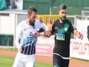 Akın Çorap Giresunspor: 0 - Adana Demirspor: 2