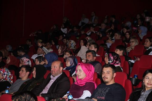 MÜSİAD Konya üyeleri, Direniş Karatay filmini izledi