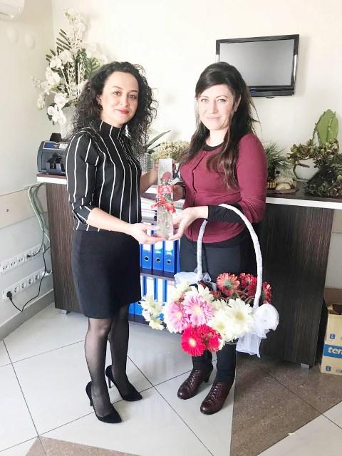 Konya Hospital'den kadınlara ziyaret