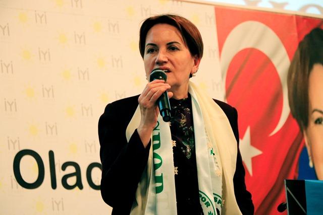 İYİ Parti Genel Başkanı Akşener, Konya'da: