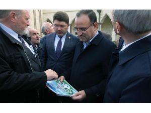 Başbakan Yardımcısı Bozdağ: (2)