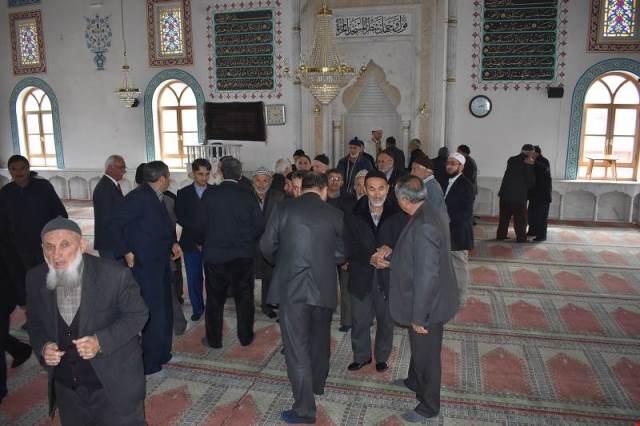 Seydişehir'de Afrin şehitleri için mevlit okutuldu