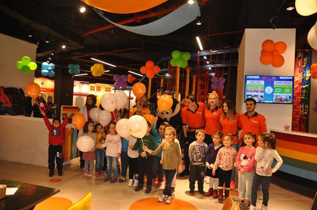 Wailand 'Macera Dünyası ve 'Çocuk Kasabası'  KentPIaza'da açıldı