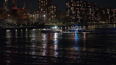 New York'ta helikopter kazası: 5 ölü