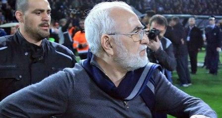 Yunanistan Süper Ligi'nde skandal