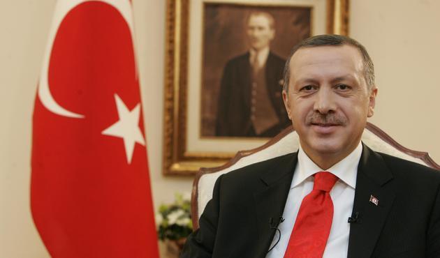 """Cumhurbaşkanı Erdoğan'a """"Dünya Barış Ödülü"""" verilecek!"""