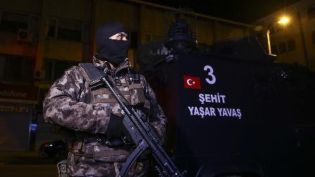 Bir haftada 13 terörist etkisiz hale getirildi