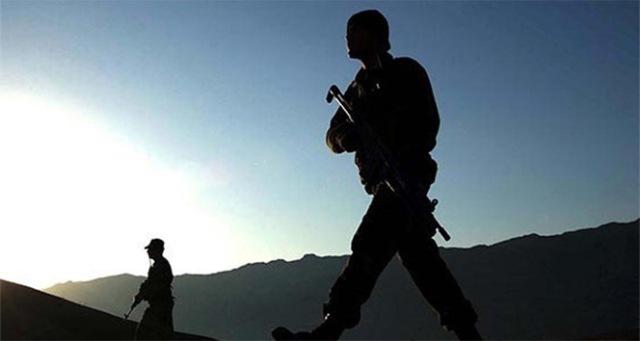 TSK: 'Şırnak'ta 2 terörist teslim oldu'
