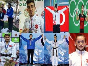 Konya TOHM sporcularından yeni rekorlar
