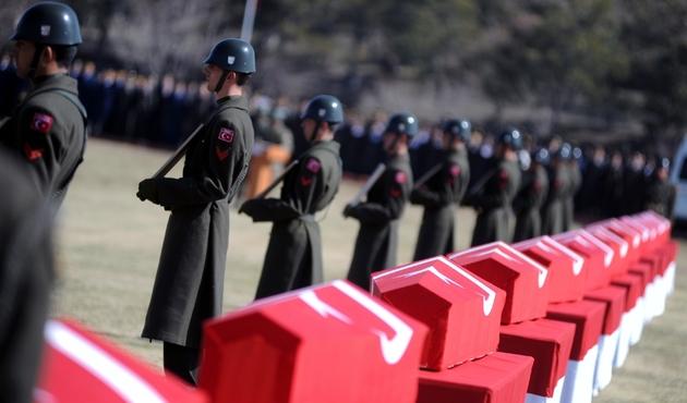 Cinderes'ten acı haber: 1 askerimiz şehit oldu...