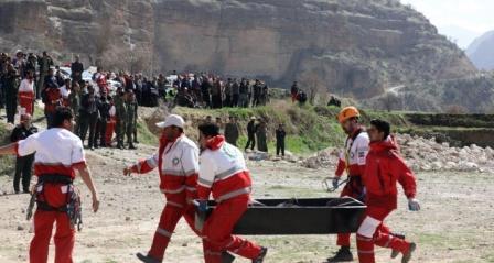 İran'da düşen jetle ilgili bomba iddia!