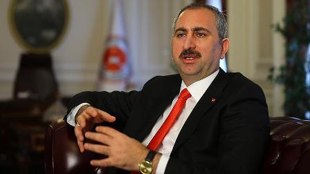 Adalet Bakanı Gül'den 'seçim ittifakı' paylaşımı