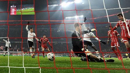 Beşiktaş Bayern Münih'i konuk ediyor
