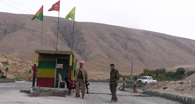 Terör örgütü YPG'nin sözde özel kuvvetleri ele geçirildi
