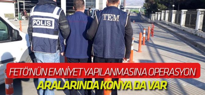 FETÖ'nün Emniyet Yapılanmasına Operasyon: 15 Gözaltı