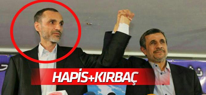 Ahmedinejad'ın yardımcısına hapis ve kırbaç cezası