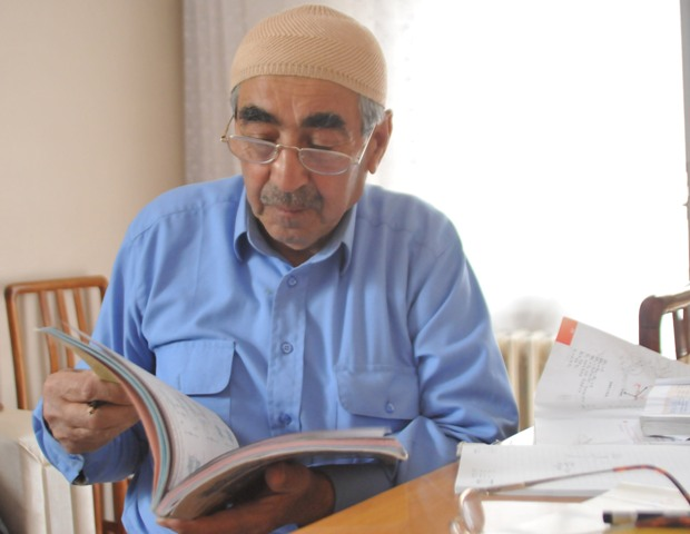 75 yaşında üniversiteye hazırlanıyor