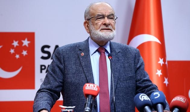 Saadet Partisi; Gül, Şener, Kılıç ve Karamollaoğlu için temayül yaptırdı