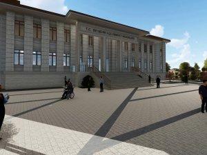 Beyşehir'e yeni emniyet binası yapılacak
