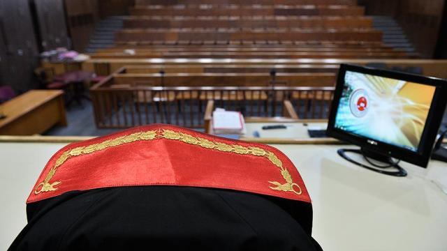 FETÖ'den yargılanan eski hakime 15 yıl hapis istemi