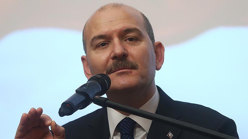 İçişleri Bakanı Soylu: Hiçbir terör örgütüyle aynı çizgiye gelmedik, gelmeyiz